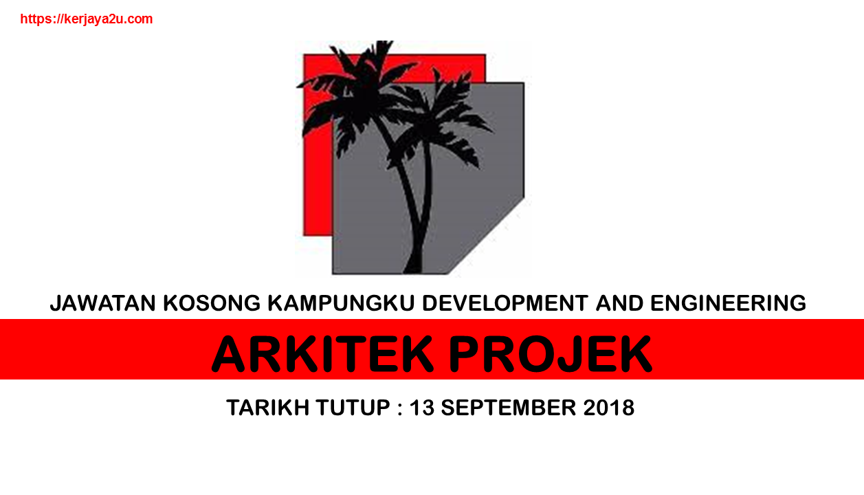 PERMOHONAN JAWATAN KOSONG KAMPUNGKU DEVELOPMENT AND ENGINEERING